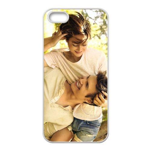 The Fault In Our Stars 005 coque iPhone 4 4S cellulaire cas coque de téléphone cas blanche couverture de téléphone portable EOKXLLNCD20028