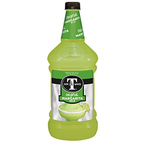 Tangy Cocktail - Mr & Mrs T Margarita Mix, 1.75 L bottles (Pack of 6)