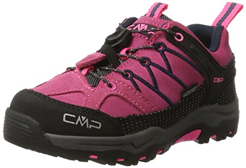 bambini Low Fluo Basse Scarpe Rigel pink Cmp asphalt Arrampicata Unisex  Rosa Wp Da Zq85ax 1b1ed9f96b0