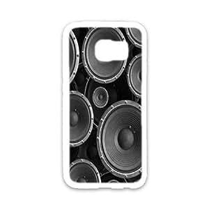 DIY Speakers phone case For Samsung Galaxy S6 QQ1Q0796