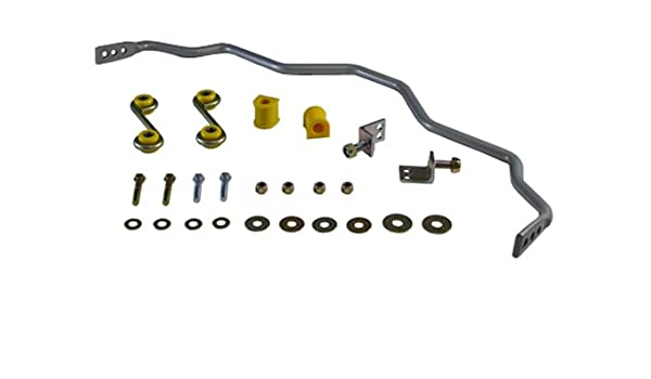 Whiteline BTR21Z Sway Bar 18Mm Heavy Duty Blade Adjustable Toyota Supra 81-85