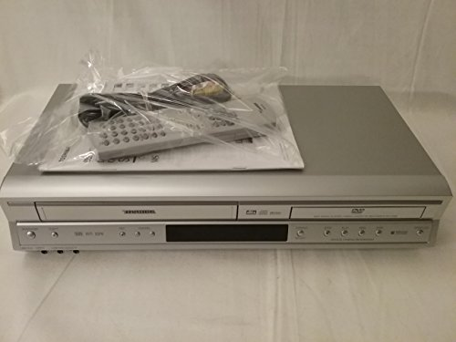 Toshiba SD-V392SUA DVD Video & CD Player, VCR Video Cassette Tape Recorder Combo, 4-Head Hi-Fi Stereo VHS Player w/ Dolby Digital, Compact Disc Digital Video Out, Digital Cinema Progresive w/ REMOTE