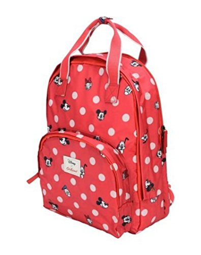 Pocket Faces Multi Mickey Cath Disney Button In Ad Goofy Red Backpack Kidston Spot With TqCwtCx1