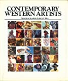 Contemporary Western Artists, P. Samuels and Harold Samuels, 0517459469