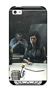 6241807K97611580 Hard Plastic Iphone 5c Case Back Cover,hot Alien: Isolation Case At Perfect Diy