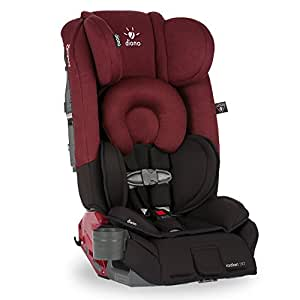 Diono radian rXT All-in-One Convertible Car Seat - Black Scarlet