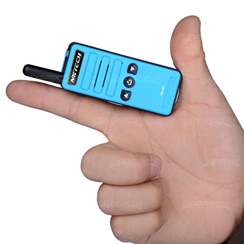 Uhf Portable Receiver Frequency Block - 1