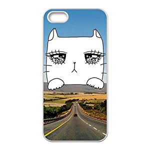 Creative Cry Cat Cell Phone Case For Iphone ipod touch4