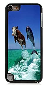 HeartCase Hard Case for Apple itouch 5g 5th Generation ( Dolphins )