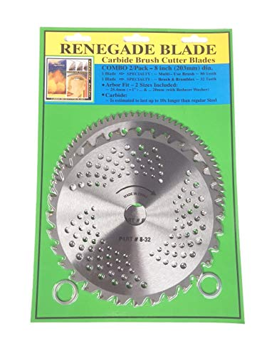Renegade Blade 2pk- 8