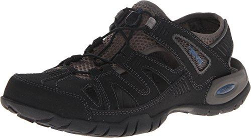 Teva Men's Abbett Sandal - Black - 10 D(M) US