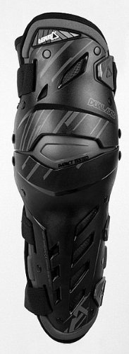 Leatt Dual Axis Knee Guard (Black, Large/X-Large)