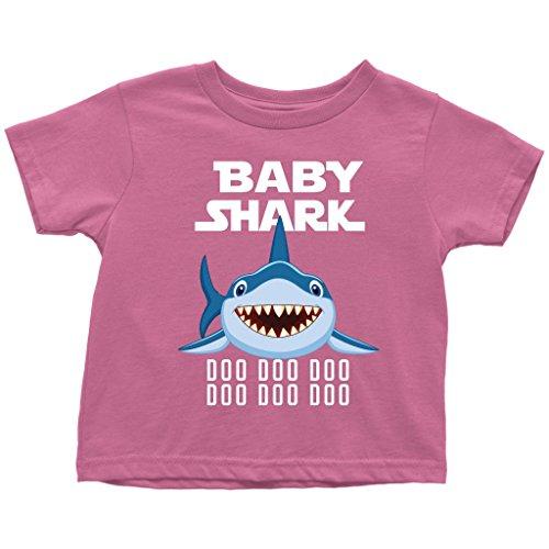 Baby Shark Toddler Shirt Doo Doo Doo Official VnSupertramp Shark Family Apparel