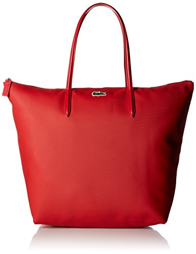 Lacoste Women's Concept Travel Shopping Bag - Salsa - One...