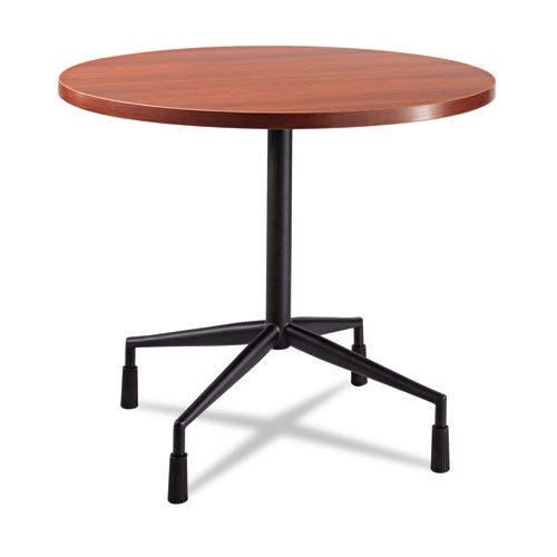 Safco SAF2653CY2656BLKIT RSVP Series Round Table, Fixed Height, Laminate, 36