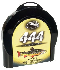 Cortland 444 Classic Sylk Floating Fly Line (WF6F) Review