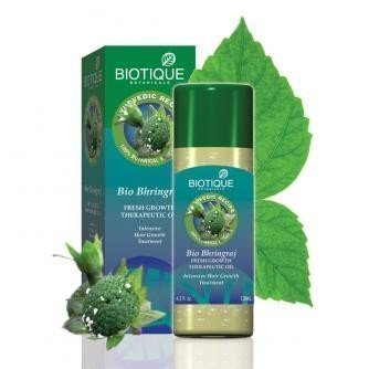 Biotique Bhringraj Therapeutic Hair Oil 120 ml (Pack of 6) 720 ML TOTAL by Biotique
