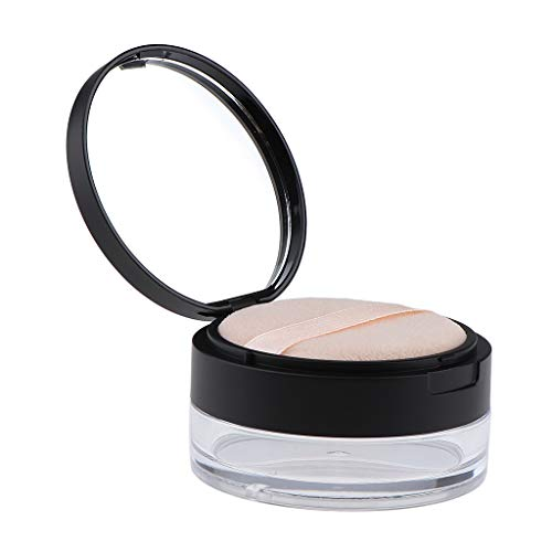 9d3be4ce2703 Amazon.com : DYNWAVE 20g Empty Refill Make-up Loose Powder Case ...