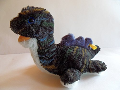 Steiff Cosy baby Dino ,dinosaurier, dragon, w. button/flag, made in Germany 293