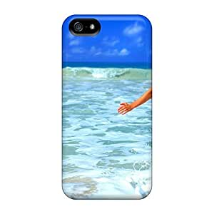 Awesome FollowHeart Defender Tpu Hard Case Cover For Iphone 5/5s- Ready For Swimming by runtopwell