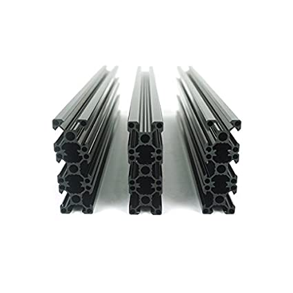 afinibot Impresora 3d piezas v-slot Rail 2020 extrusión de ...
