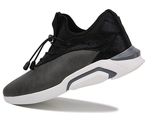 Ben Sports zapatillas de deporte trail Running de hombre pare mujor C-Gris