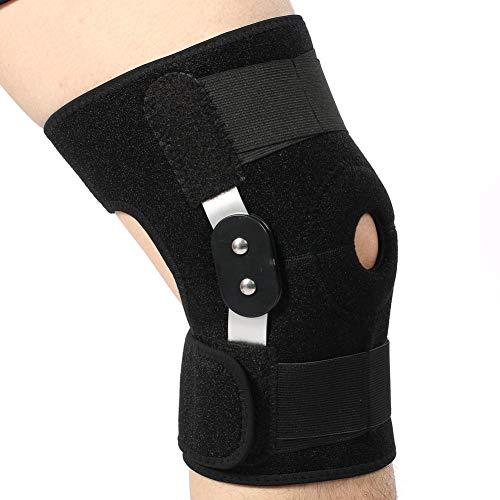 Knee Brace Joint Stabilizer Relief Meniscus Arthritis Pain Adjustable Professional Knee Protector Support Non Slip Comfort (#1)