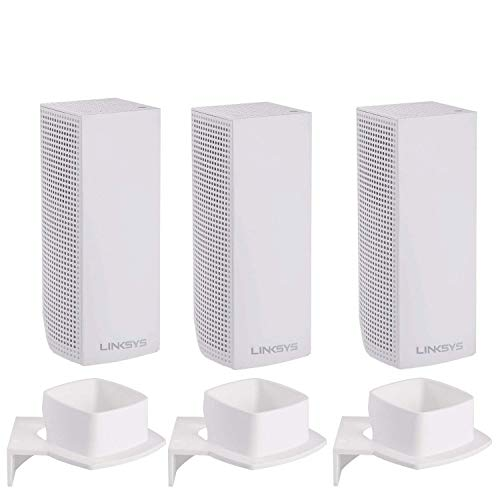 Holaca Wall Mount Holder For Linksys Velop Tri Band Whole