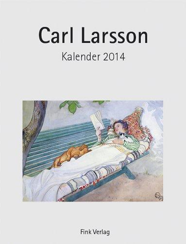 Carl Larsson 2014. Kunstkarten-Einsteckkalender