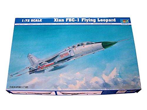 - Trumpeter 1/72 01608 Xian FBC-1 Flying Leopard