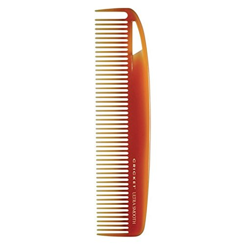 Price comparison product image Cricket Ultra Smooth Hair Dressing Comb infused with Argan Oil, Olive Oil and Keratin