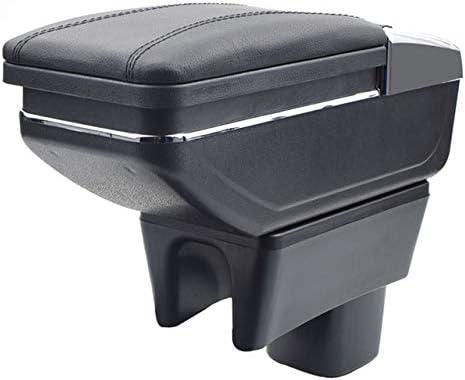 Für Suzuki Swift 2005 2019 Armlehnebox Mittelkonsole Mit Aufbewahrungsbox Mittelarmlehne Schwarz Auto