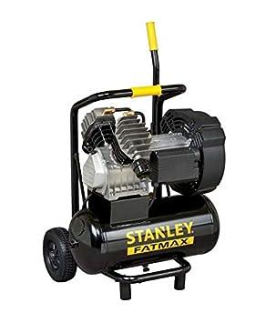 Stanley - Compresor de aire Lubrifié 24L 3HP 2,2 kW, 10 bar: Amazon.es: Bricolaje y herramientas