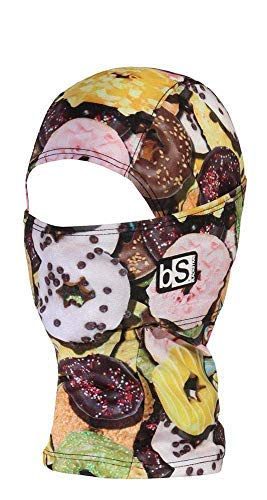 BLACKSTRAP Kids The Hood Dual Layer Cold Weather Neck Gaiter and Warmer for Children, Sweet Tooth