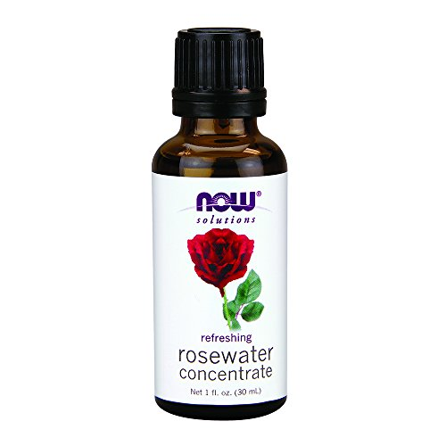 (NOW Rosewater Concentrate, 1-Ounce)
