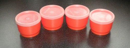 VINTAGE Tupperware Snack Bowls Cups