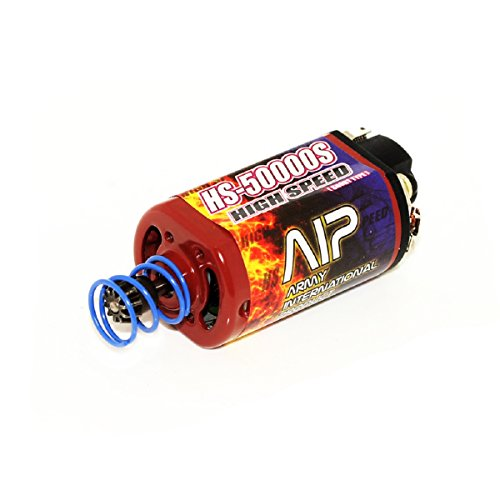 Airsoft Shooting Gear AIP High Speed AEG Motor HS-50000 Short Type