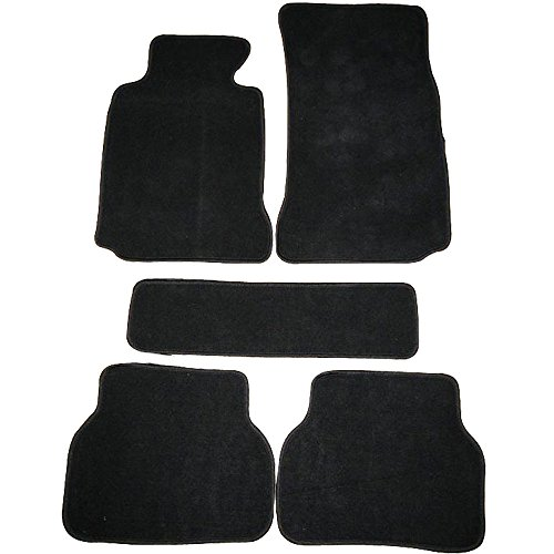 Floor Mats Fits 1997-2003 BMW E39 | 5-Series 4Dr OEM Factory