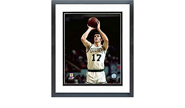 John Havlicek Boston Celtics Action Photo Size: 12.5 x 15.5 Framed