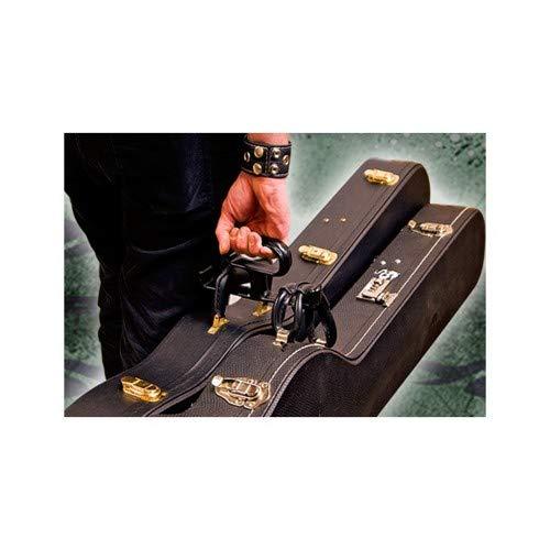 Stage Ninja GTR-CA-2X Guitar Case Roadie ()