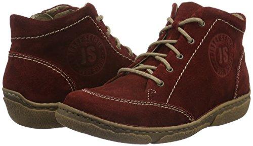 Josef 01 Damen 388 Seibel Rot Hohe Neele Sneakers Carmin 6rq6pEB