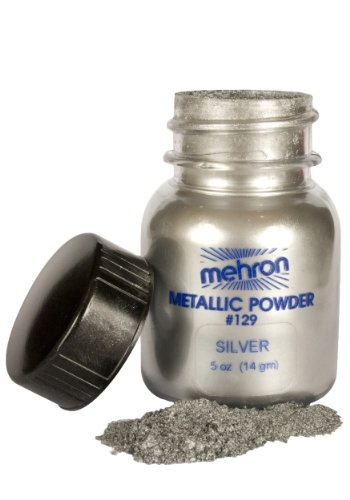 Costumes For All Occasions DD129MLS Metallic Silver Liquid P