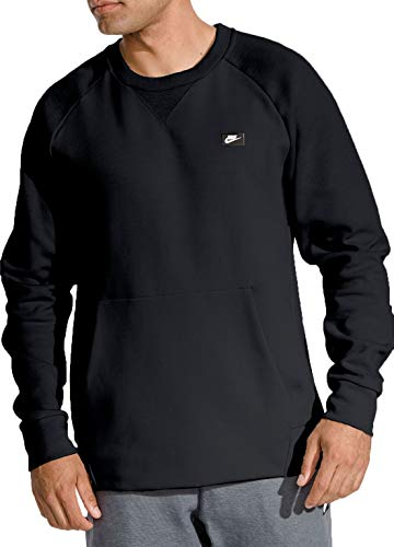 (Nike Men's Sportswear Optic Crewneck Pullover)