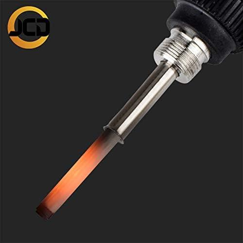 80W Soldering Iron LCD Digital Electric Welding Tools Hand Tweezers Solder A0T7