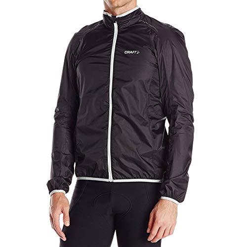 - Craft Active Bike Light Rain Jacket Black XXL