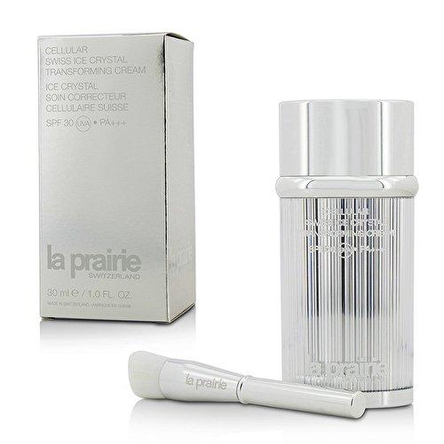 La Prairie Cellular Swiss Ice Crystal SPF 30 1-ounce Transforming Cream 10 Rose
