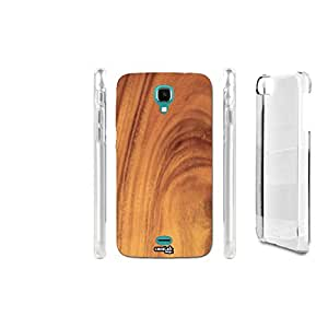 FUNDA CARCASA CLOSEUP WOOD PARA WIKO BLOOM