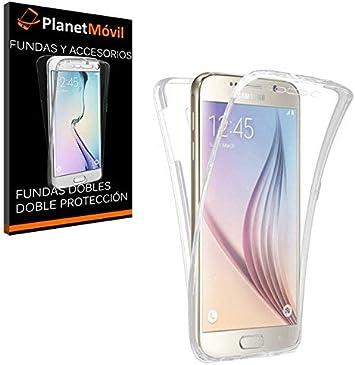 PLANETMOVIL Carcasa Compatible con Samsung Galaxy S7 Edge Funda DE ...
