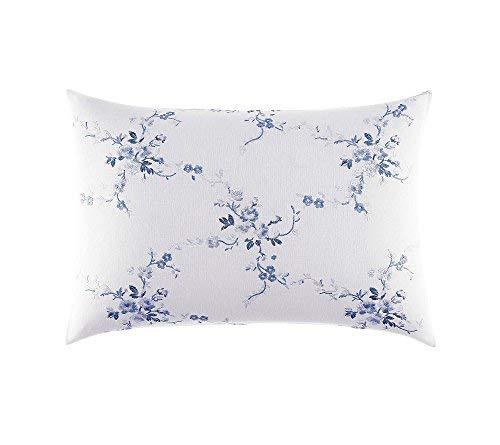 - Laura Ashley Charlotte 14x20 Breakfast Pillow, Blue