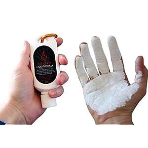Fire Team Fit Liquid Fit Grip, Gesso Liquido, Sport Chalk, Gesso per Sollevamento Pesi, Scalata, Gesso in Una Bottiglia 1 spesavip